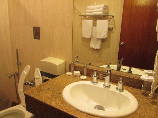 Shelter Suites:                   Baño