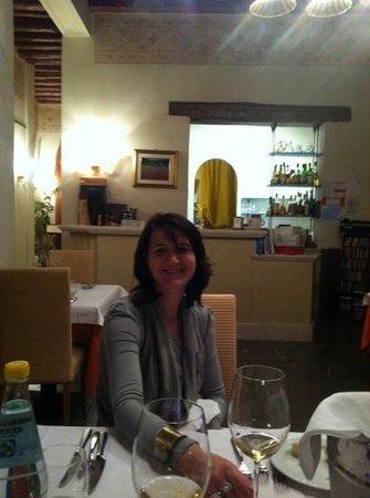 Antica Dogana: wonderful Restaurant