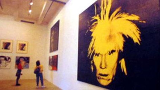 Holiday Inn Express Hotel & Suites Pittsburgh West: The Andy Warhol Museum