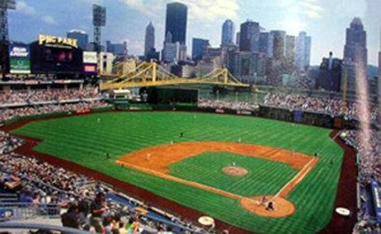 Holiday Inn Express Hotel & Suites Pittsburgh West: PNC Park