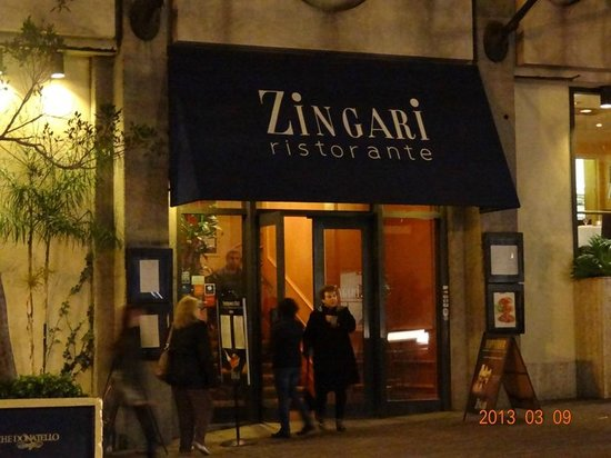 Zingari Ristorante + Jazz Bar:                   We enjoyed the restaurant, food quality and service were perfect.