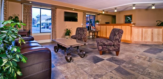 Kelowna Inn & Suites: Welcome
