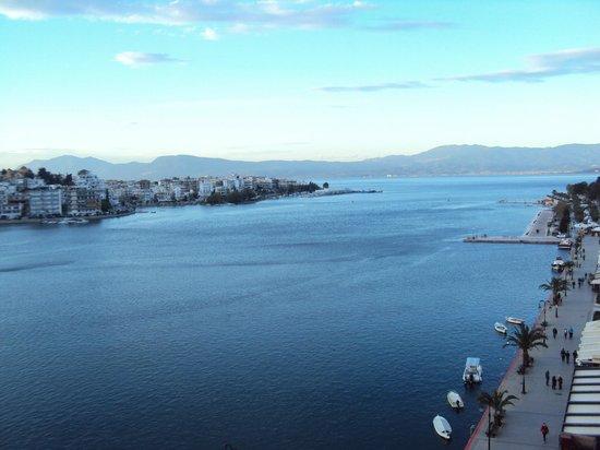 Paliria Hotel: view