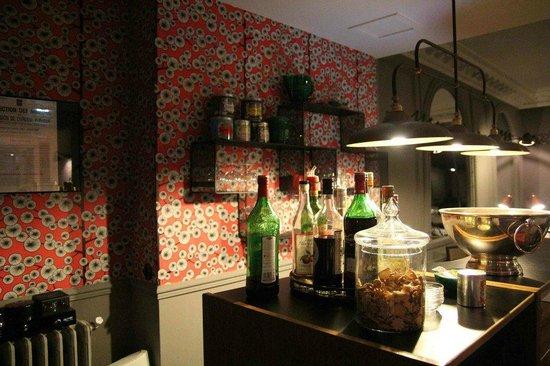Hotel Les Pilotes : Le bar