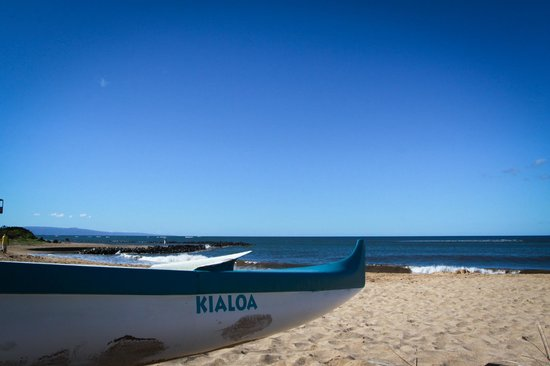 Kihei Bay Vista: Beach across the street from complex