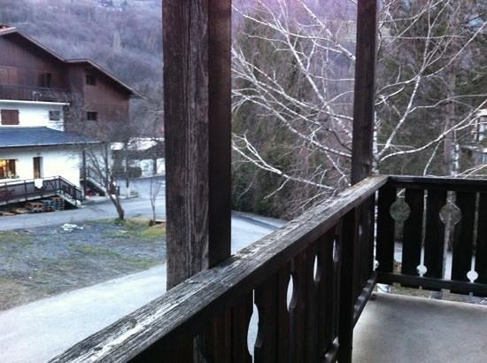 Hotel de la Cascade : vue ch 22