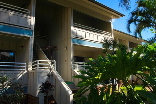 Kihei Bay Vista: Beautiful and quiet complex