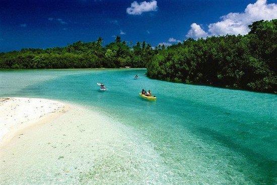 Espíritu Santo, Vanuatu:                   c/o Vanuatu tourism Facebook page
