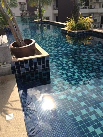 Andakira Hotel:                   pool access room