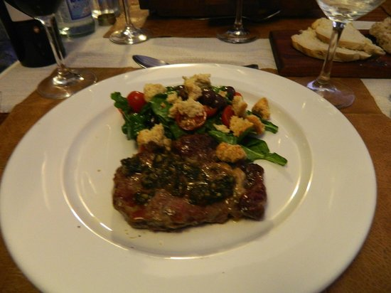 Al Forno: Steak