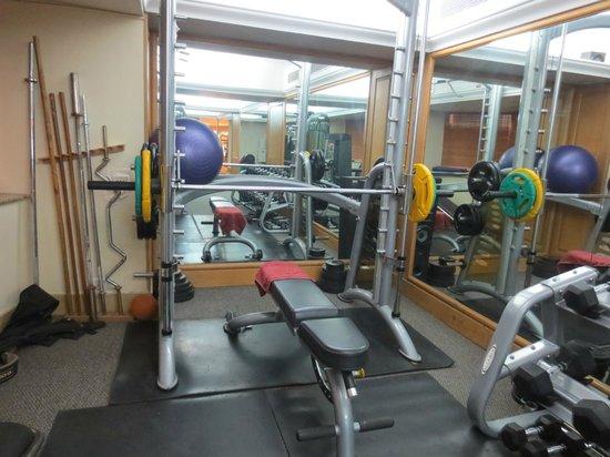 Ramada Plaza Palm Grove : Good gym