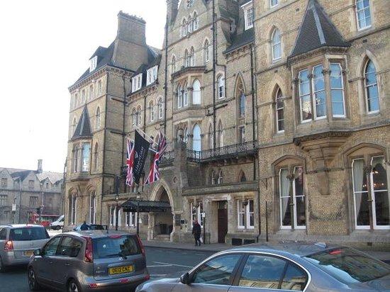 Macdonald Randolph Hotel: Randolph