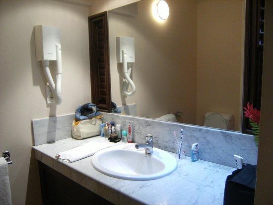 Karibéa Résidence La Goélette  : salle de bain