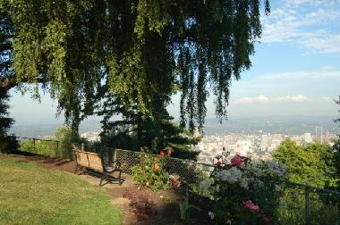 Pittock Mansion Park