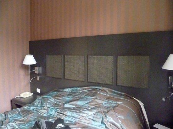 Hôtel Brittany : chambre