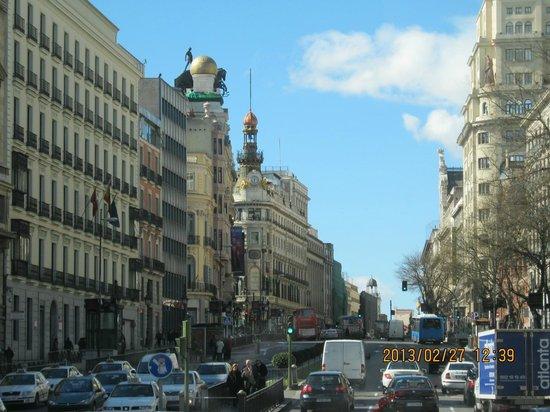 Regente Hotel: Gran via