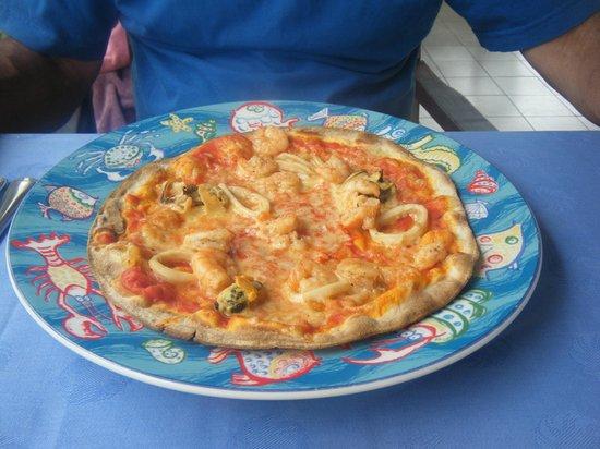 Paradisus Rio de Oro Resort & Spa:                   A real Pizza