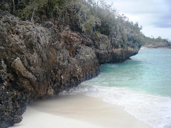 Paradisus Rio de Oro Resort & Spa:                   The private beach