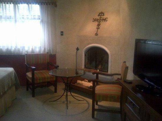 Hotel Museo Spa Casa Santo Domingo: Habitación