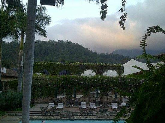 Hotel Museo Spa Casa Santo Domingo: Vista desde el àrea de SPA