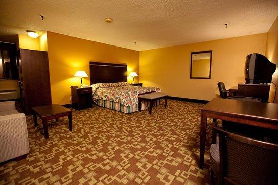 Atrium Hotel : Kingexecutive