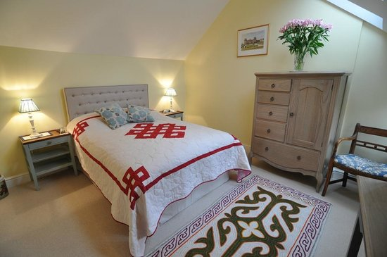 Talbot Lodge B&B, Bicester - Double room