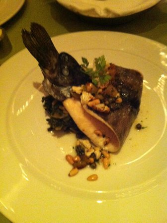 """Summit at The Broadmoor :                   """"Naked Trout"""""""