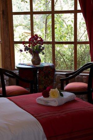 Eco Andina Hotel : HABITACIONES CON BUENA VISTA