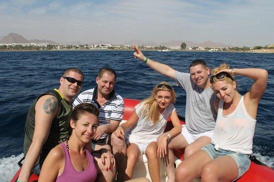 Rehana Royal Beach Resort & Spa: our team:) love you all..