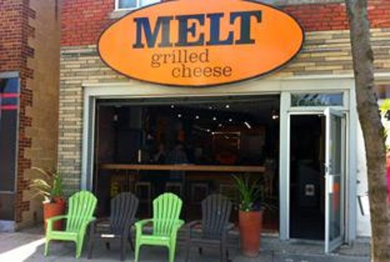 Melt grilled cheese Photo