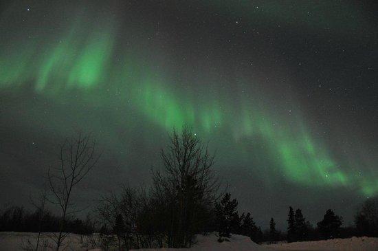 Enjoy the Northern Lights