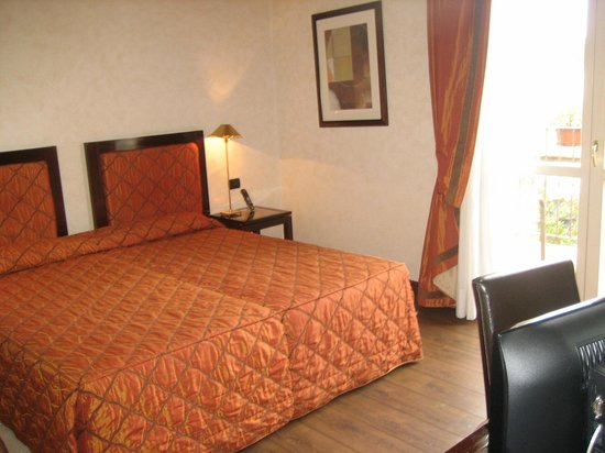 Hotel San Gallo Palace: Very comfortable bed