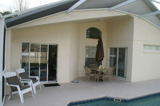 IPG Florida Vacation Homes: Buiten zitten