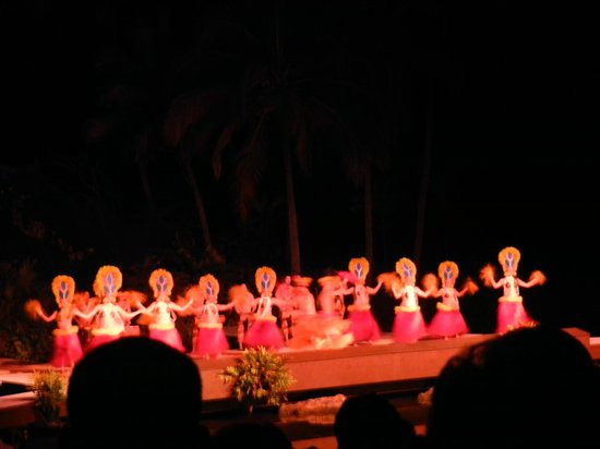 Kaua'i Marriott Resort: Smith Family Luau