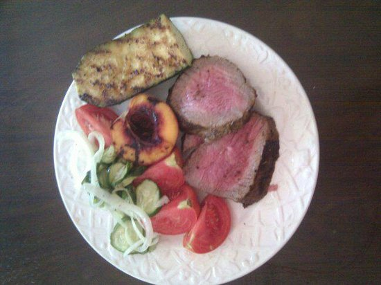 Noble Meats and Eatery: Tri-tip steak from Noble's!