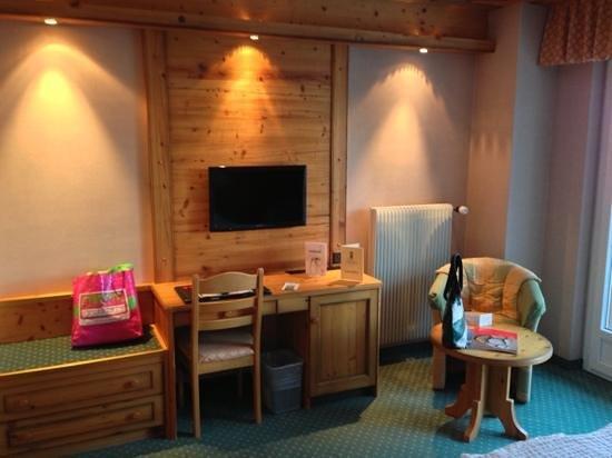 Hotel Le Mont-Paisible: doppelzimmer