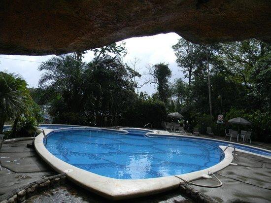 Pachira Lodge:                   pool