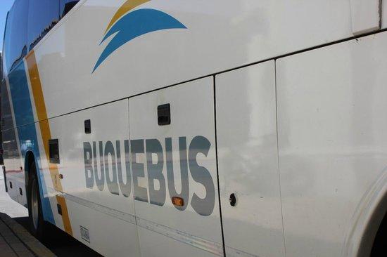 Buquebus: Es una muy buena experiencia para cruzar el río de la plata!