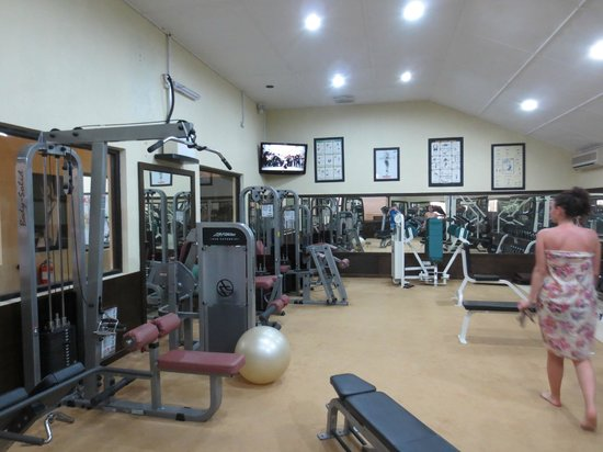 Bandos Maldives: Good gym