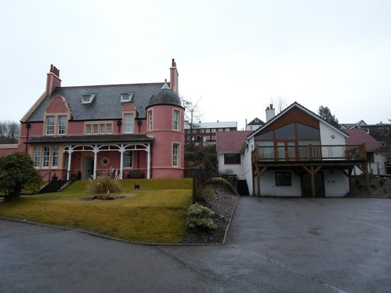 Glentower Lower Observatory Guesthouse:                   Annexe
