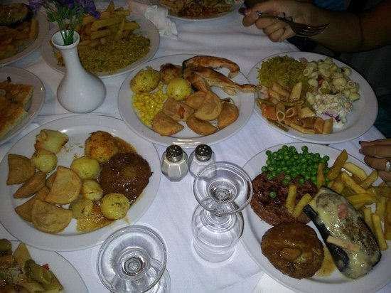 HSM Don Juan: cena molto abbondante