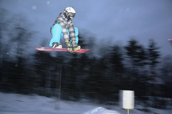 Pine Mountain Resort: 3 terrain parks