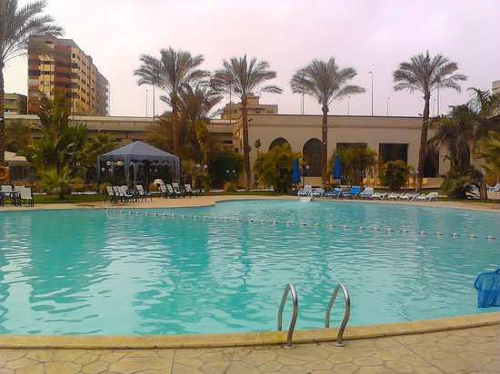 Grand Pyramids Hotel: pool