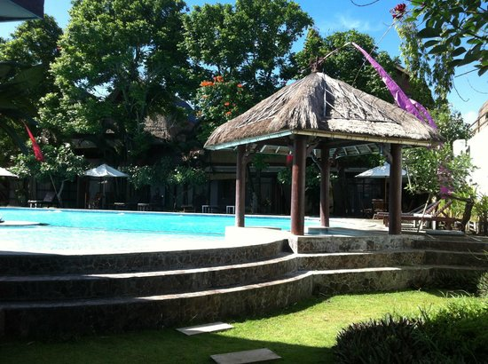 The Seminyak Village :                                     The pool