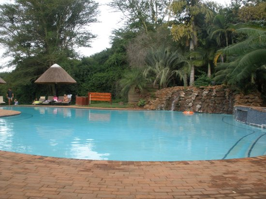 Pestana Kruger Lodge : Piscina