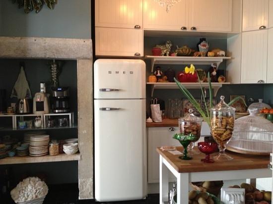 Casa Amora Guesthouse: la cuisine... du bonheur!