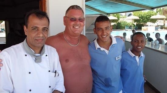 Domina Coral Bay Sultan:                   Chef @ Domina