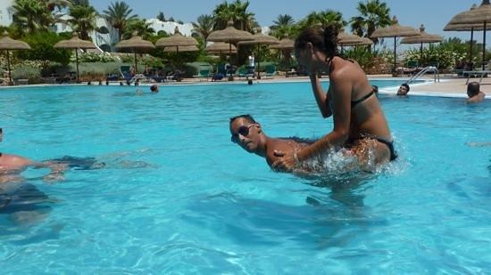 Domina Coral Bay Sultan:                   Pool 56 @ Domina