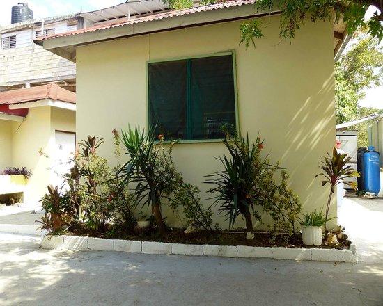 Villa La Cage: Hotal Foliage