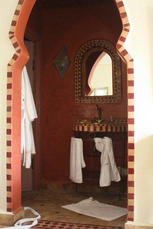 Hotel Dar Zitoune : salle de bains